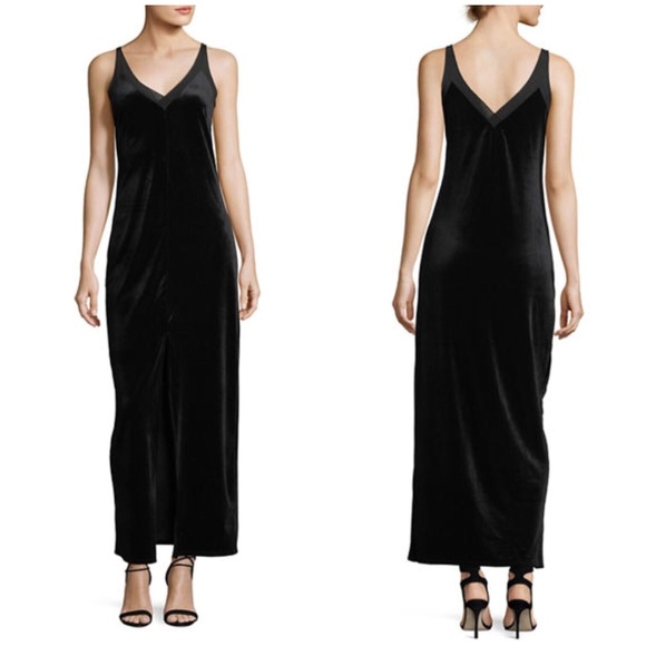 Romeo Juliet Couture Dresses Nwt Romeo Juliet Velvet Black V